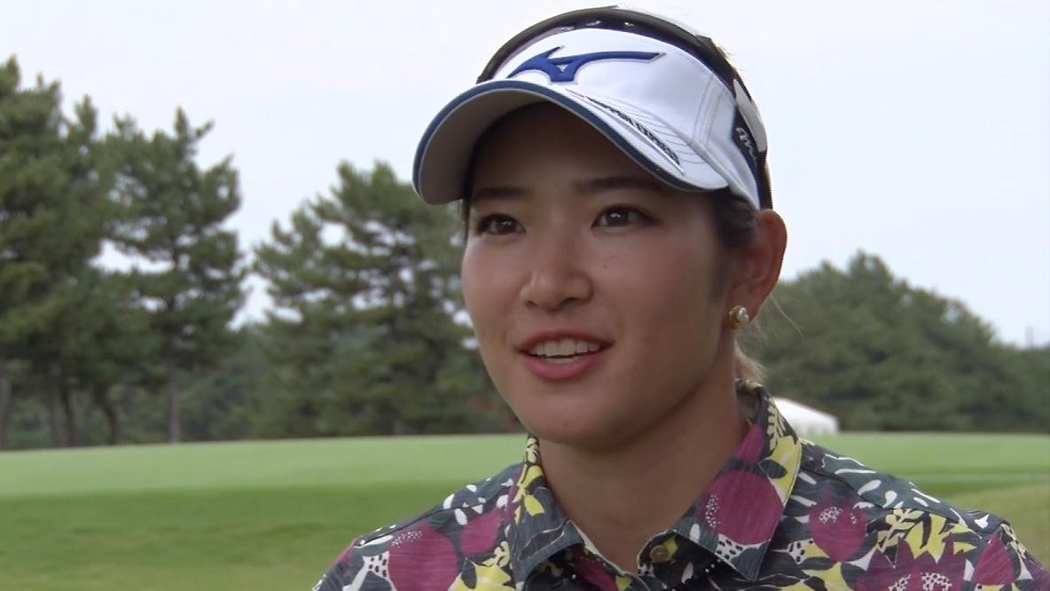 原英莉花 ラスト4ホール 原英莉花の課題|JLPGA|日本女子プロゴルフ協会