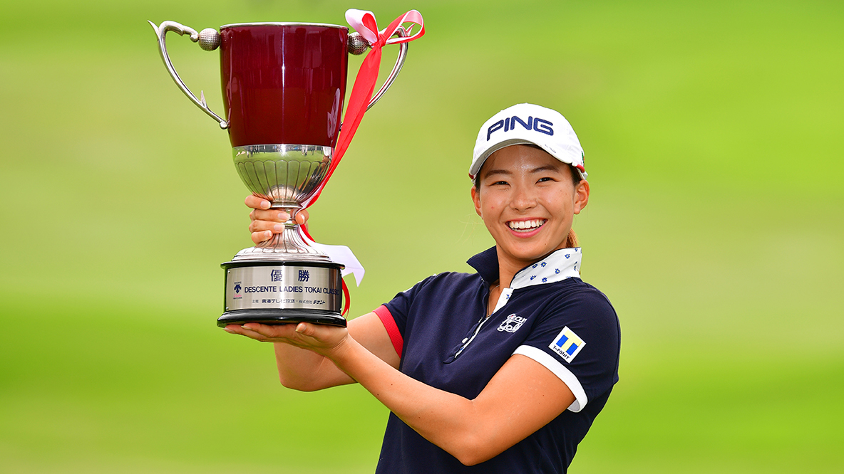 ゴルフ 女子 賞金 女王