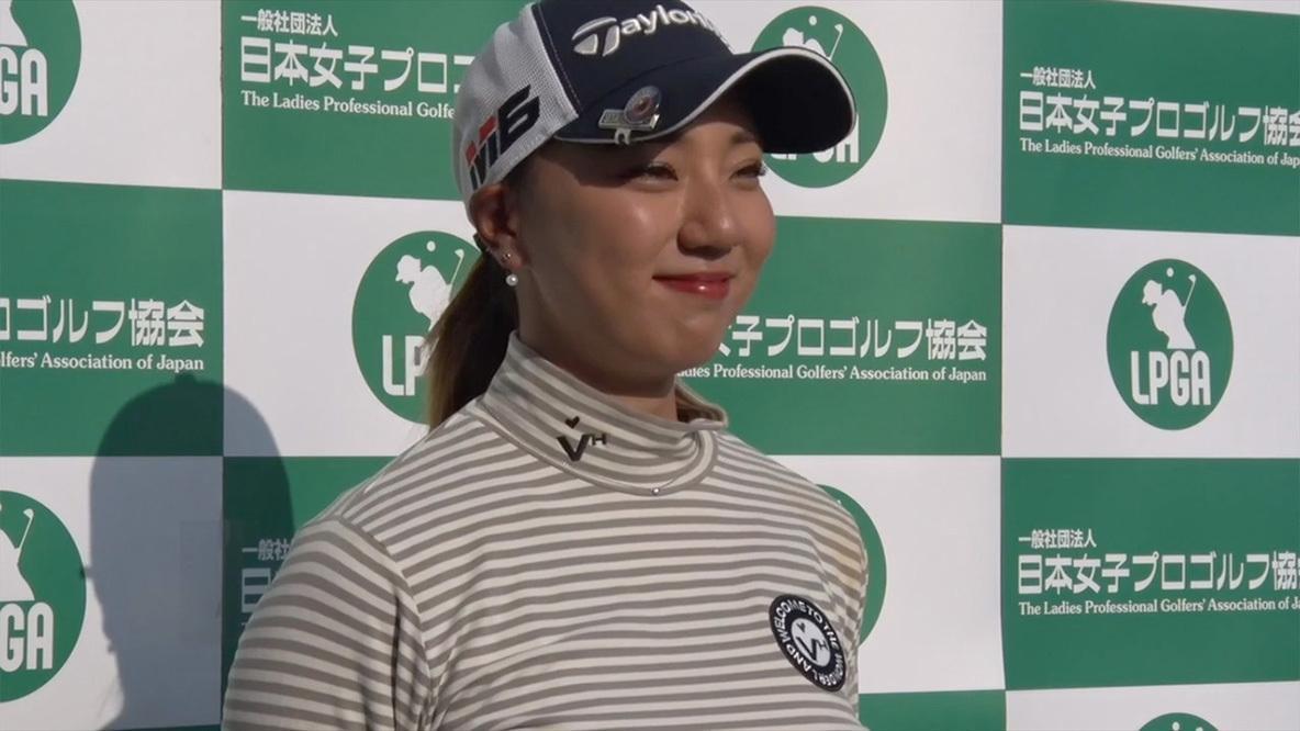 プロ テスト 女子 ゴルフ