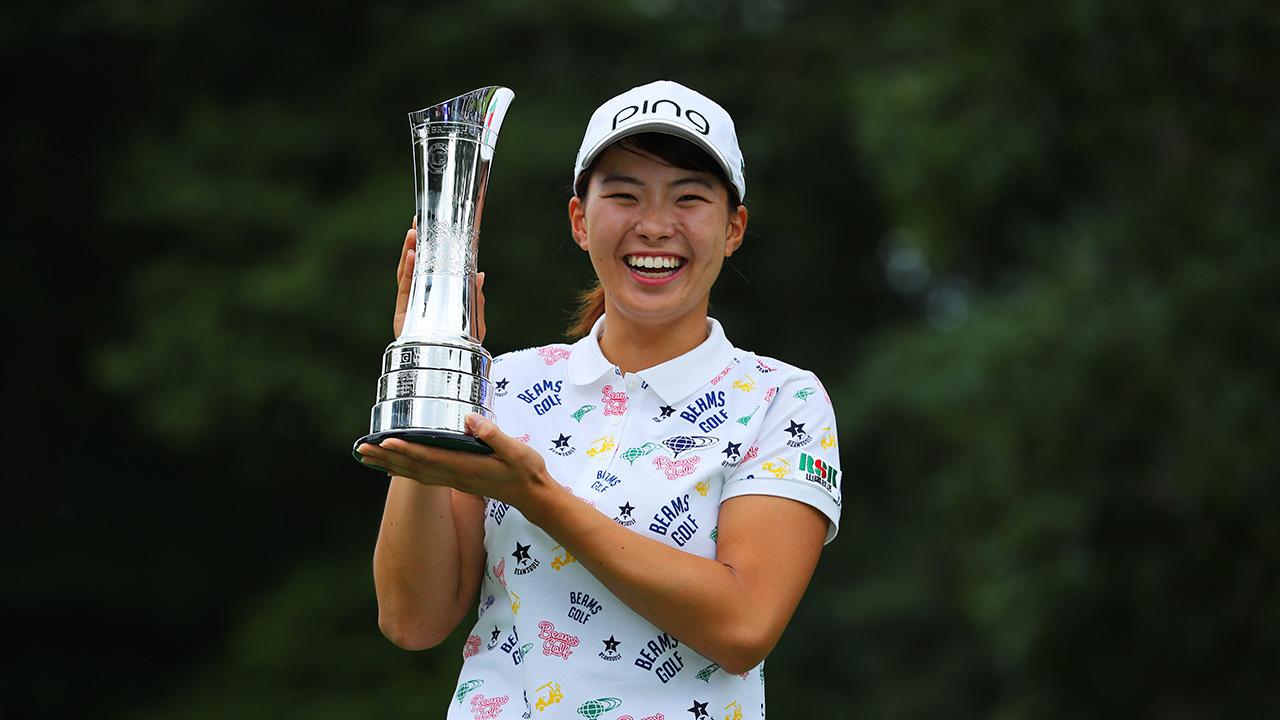 ゴルフ 全 英 オープン 女子