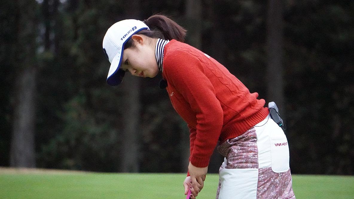 ゴルフ 古江 彩佳