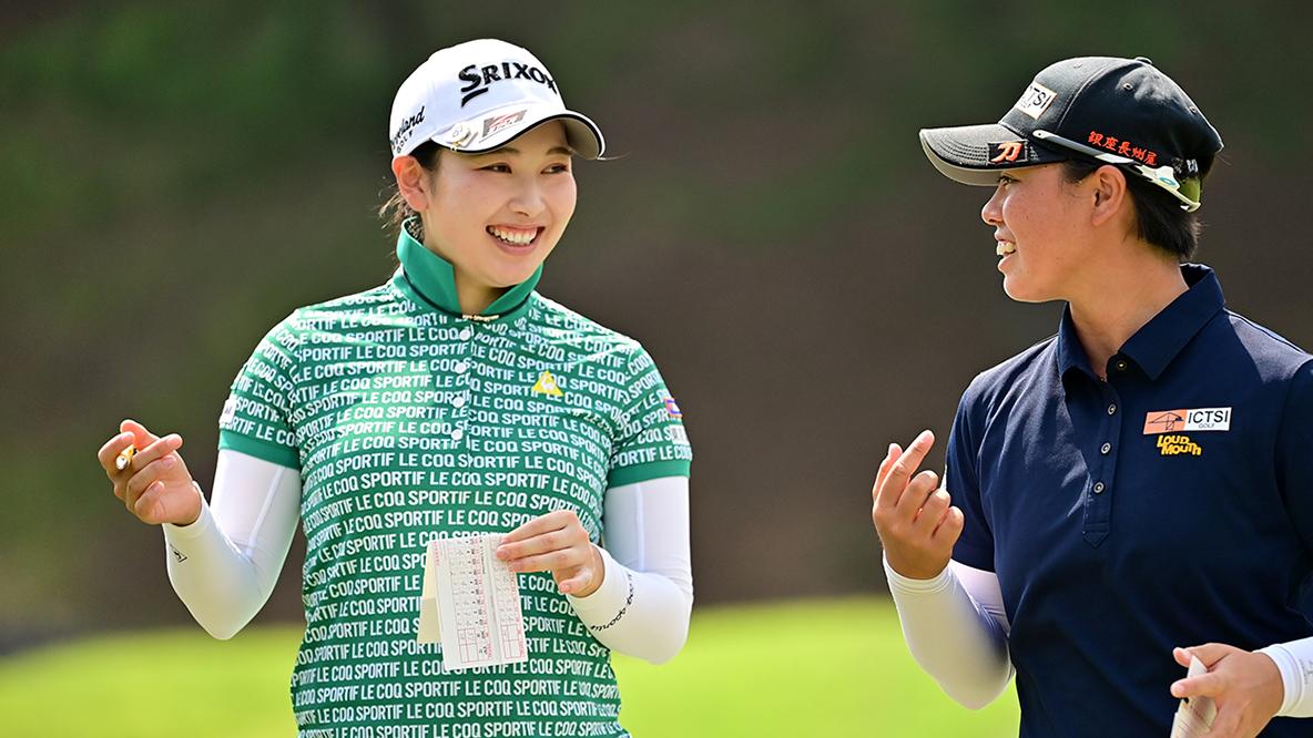 日本 女子 オープン 2020 予選