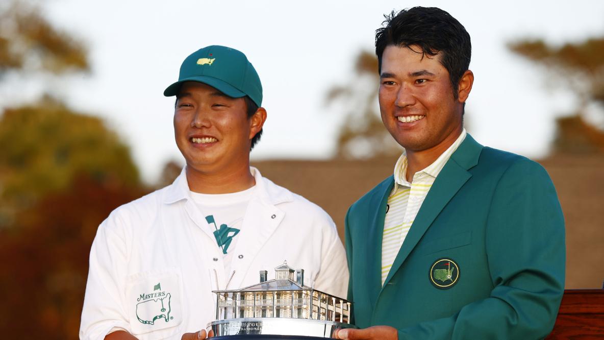 松山英樹を支えた早藤将太キャディのお辞儀に称賛の嵐 | PGAツアー | ニュース・コラム・お知らせ | ゴルフネットワーク